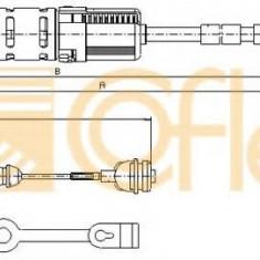 Cablu ambreiaj VW PASSAT 1.6 - COFLE 10.342