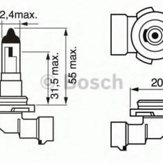 Bec incandescent - BOSCH 1 987 302 083