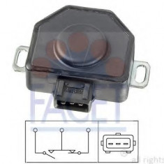 Senzor, pozitie clapeta acceleratie BMW 3 limuzina 323 i - FACET 10.5079 - Senzor clapeta acceleratie
