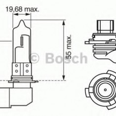 Bec incandescent - BOSCH 1 987 302 155