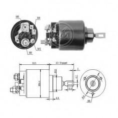 Solenoid, electromotor - ERA 227481 - Solenoid Auto