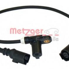 Senzor, turatie roata VW SHARAN 1.9 TDI - METZGER 0900252 - Senzori ABS