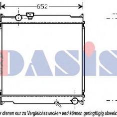 Radiator, racire motor TOYOTA LAND CRUISER PRADO 3.0 TD - AKS DASIS 210025N - Aripa auto KLOKKERHOLM