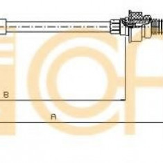 Cablu acceleratie PEUGEOT BOXER bus 2.5 D - COFLE 1173.7