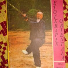 Kinetoterapie orientala an 1990/119pag- Laurentiu Ene - Carte Recuperare medicala