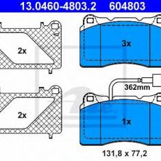 Placute frana REINZ ALFA ROMEO 156 Sportwagon 1.9 JTD 16V Q4 - ATE 13.0460-4803.2