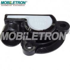 Senzor, pozitie clapeta acceleratie OPEL KADETT E hatchback 1.4 i - MOBILETRON TP-E001 - Senzor clapeta acceleratie