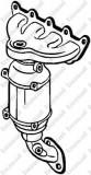 Catalizator FIAT PUNTO 1.4 - BOSAL 090-516
