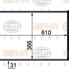 Radiator, racire motor PEUGEOT 306 hatchback 1.6 - HELLA 8MK 376 717-171 - Radiator racire LuK