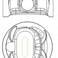 Piston SEAT ALHAMBRA 1.4 TSI - NÜRAL 87-433900-00