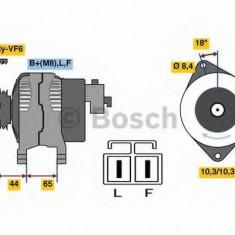 Generator / Alternator OPEL MERIVA 1.7 CDTI - BOSCH 0 986 048 301 - Alternator auto