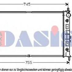Radiator, racire motor CHRYSLER 300 M limuzina 3.5 V6 24V - AKS DASIS 520350N - Radiator racire KLOKKERHOLM