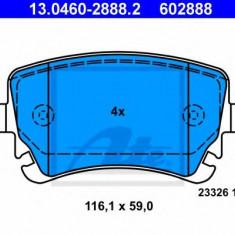 Placute frana REINZ AUDI A6 limuzina 3.0 TFSI quattro - ATE 13.0460-2888.2