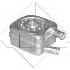 Radiator ulei, ulei motor AUDI A4 limuzina 1.8 T - NRF 31306 - Radiator auto ulei