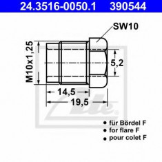 Surub olandez - ATE 24.3516-0050.1