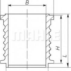 Camasa cilindru MERCEDES-BENZ SK 1838, 1838 L - MAHLE ORIGINAL 004 WR 24