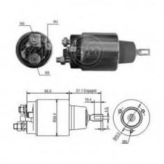 Solenoid, electromotor - ERA 227139 - Solenoid Auto