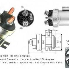 Solenoid, electromotor - ERA 227041 - Solenoid Auto