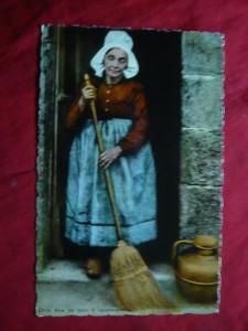 Cautarea femeii in Normandia