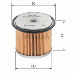 Filtru combustibil Sachs - BOSCH 1 457 431 350