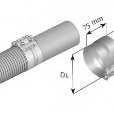 Colier, sistem de esapament - DINEX 99328