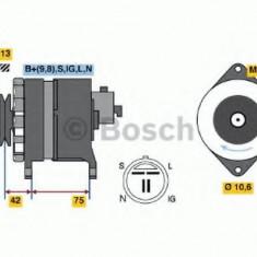 Generator / Alternator OPEL VECTRA A 1.7 TD - BOSCH 0 986 041 781 - Alternator auto