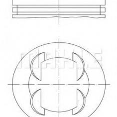 Piston BMW 3 limuzina M3 3.2 - MAHLE ORIGINAL 083 01 01