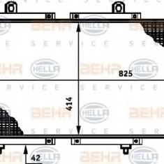 Radiator, racire motor CITROËN C25 bus 1.9 D - HELLA 8MK 376 720-071 - Radiator racire LuK