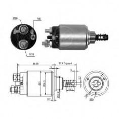 Solenoid, electromotor - ERA 227867 - Solenoid Auto