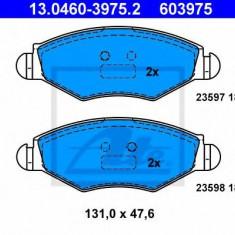 Placute frana REINZ PEUGEOT 306 hatchback 1.4 - ATE 13.0460-3975.2