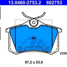 Placute frana REINZ RENAULT MEGANE III cupe 2.0 TCe - ATE 13.0460-2753.2