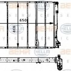 Radiator, racire motor RENAULT LAGUNA I Estate 2.2 dT - HELLA 8MK 376 717-381 - Radiator racire LuK