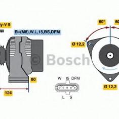 Generator / Alternator - BOSCH 0 986 042 390 - Alternator auto