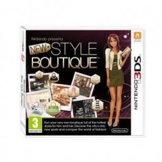 New Style Boutique Nintendo 3Ds - Jocuri Nintendo 3DS, Simulatoare, 3+, Single player