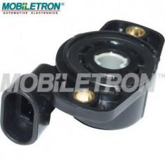 Senzor, pozitie clapeta acceleratie ALFA ROMEO 145 1.6 i.e. - MOBILETRON TP-E009 - Senzor clapeta acceleratie
