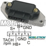 Comutator aprindere VOLVO 240 limuzina 2.3 - MOBILETRON IG-H004CH