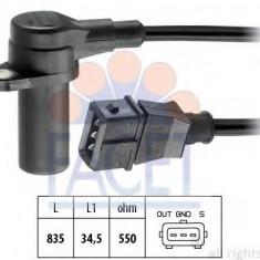Senzor impulsuri, arbore cotit OPEL SENATOR B 3.0 24V - FACET 9.0137 - Senzor arbore cotit