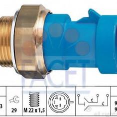 Comutator temperatura, ventilator radiator FIAT TIPO 1.4 - FACET 7.5681 - Termocupla auto