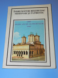 Indrumator bisericesc misionar si patriotic 1985 - 100 de ani de autocefalie, Alta editura
