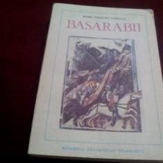 PETRU DEMETRU POPESCU - BASARABII - Istorie