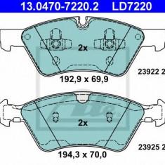 Placute frana REINZ MERCEDES-BENZ R-CLASS R 350 CDI 4-matic - ATE 13.0470-7220.2