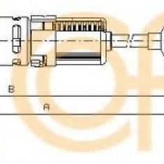 Cablu ambreiaj PEUGEOT 306 hatchback 1.8 - COFLE 11.2280