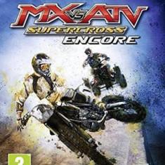 Mx Vs Atv Supercross Encore Xbox One - Jocuri Xbox One, Curse auto-moto, 3+, Multiplayer