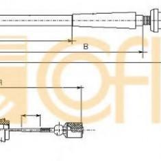 Cablu acceleratie VW PASSAT 1.9 TDI - COFLE 10.0862