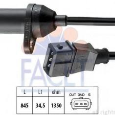 Senzor impulsuri, arbore cotit FIAT PANDA 1100 - FACET 9.0381 - Senzor arbore cotit