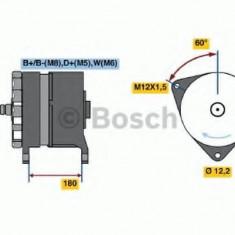 Generator / Alternator - BOSCH 0 986 044 060 - Alternator auto