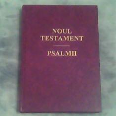 Noul testament-Psalmii - Biblia