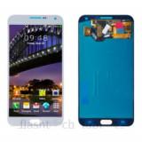 Display Samsung E7 Dous E7000 E700 E7009 alb touchscreen