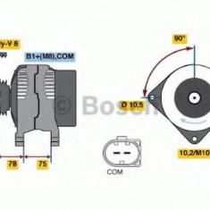 Generator / Alternator BMW X3 3.0 i xDrive - BOSCH 0 986 046 220 - Alternator auto