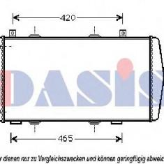 Radiator, racire motor SKODA FELICIA  1.6 LX - AKS DASIS 490002N - Radiator racire KLOKKERHOLM
